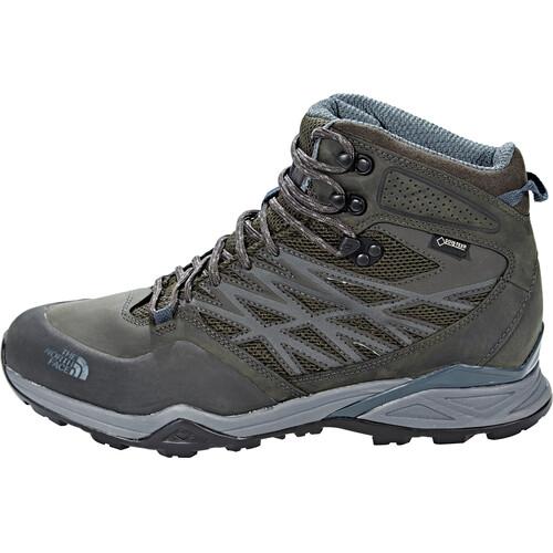 The North Face Hedgehog Hike Mid GTX - Chaussures Homme - gris sur campz.fr ! Acheter Professionnel Pas Cher GR76cPqHh